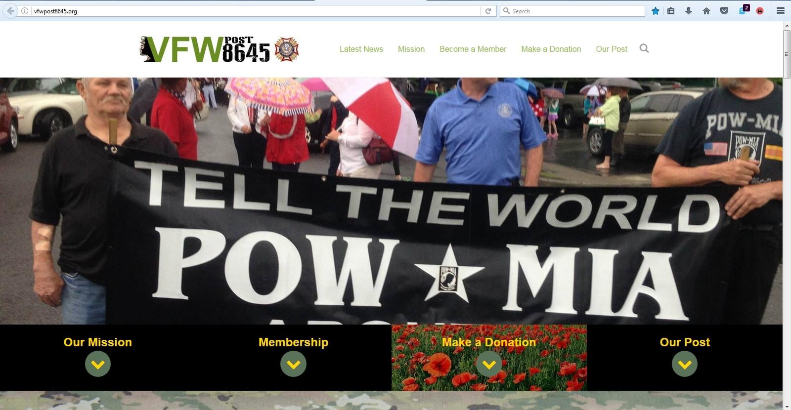 conservaitve web design