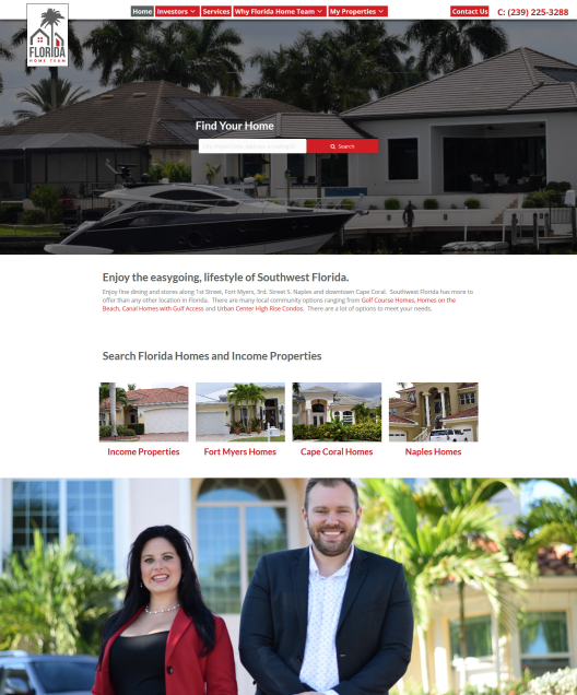 IDX Website for Realtors
